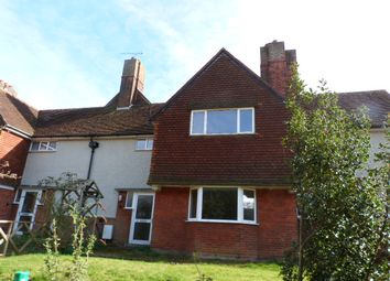 Thumbnail 3 bedroom terraced house to rent in Leighton Street, Woburn