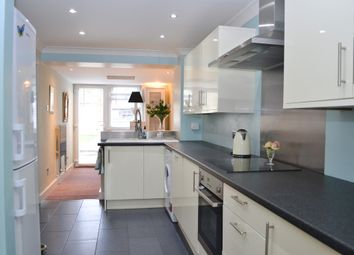 Thumbnail 3 bed terraced house for sale in Woodlands, Penwood, Highclere