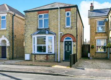 Thumbnail 3 bed detached house for sale in Kingsley Street, March