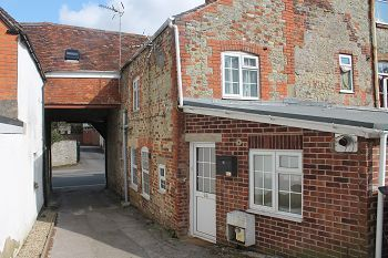 Thumbnail 2 bed end terrace house to rent in East Street, Warminster, Wiltshire