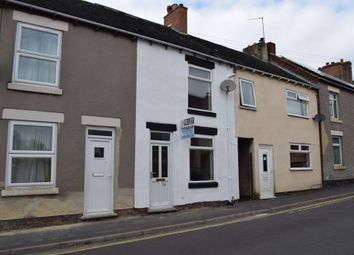 Thumbnail 3 bedroom terraced house to rent in Oversetts Road, Newhall, Derbyshire