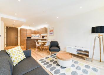 Thumbnail 1 bed flat to rent in Biring House, Royal Arsenal Riverside, Woolwich