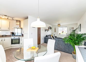 Thumbnail 2 bed flat for sale in Gilbert Drive, Edgewater Park, Warrington