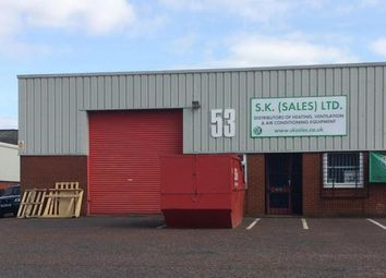 Thumbnail Industrial to let in Unit 53 Westbrook Park, Westbrook Road, Trafford Park, Manchester