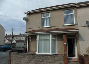 Thumbnail 4 bedroom semi-detached house to rent in Trinity Road, Llanelli