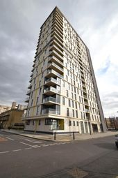 Thumbnail 1 bed flat for sale in Panoramic Tower, 6 Hay Currie Street, Canary Wharf