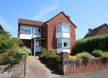 Thumbnail 5 bed detached house for sale in Roundhill Close, Exeter