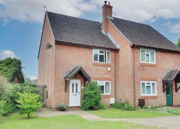 Thumbnail 2 bed semi-detached house for sale in Hatch Green, Little Hallingbury, Bishop's Stortford, Essex