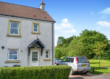 Thumbnail 3 bed semi-detached house for sale in Noddleburn Place, Largs