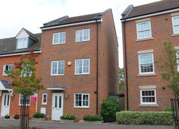 3 bed end terrace house for sale in Sturdy Lane, Woburn Sands, Milton Keynes MK17