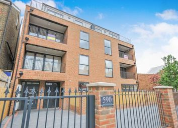 Thumbnail 3 bed flat for sale in High Road Leytonstone, London
