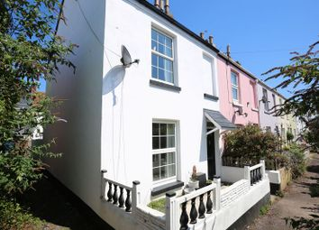 Thumbnail 2 bed terraced house for sale in Palace Cottages, Exmouth