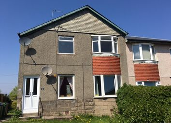 Thumbnail 2 bed flat to rent in Croftside Avenue, Croftfoot, Glasgow