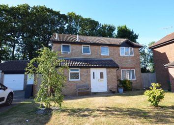 Thumbnail 4 bed detached house for sale in Benenden Close, Seaford
