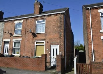 Thumbnail 2 bed end terrace house for sale in Prospect Street, Alfreton