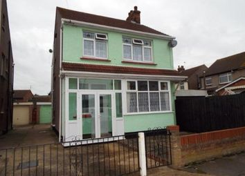 Thumbnail 3 bed detached house for sale in Park Road, Clacton-On-Sea