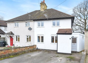 Thumbnail 4 bedroom semi-detached house for sale in Springfield Close, Croxley Green, Rickmansworth, Hertfordshire