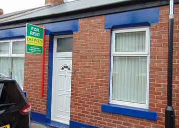 Thumbnail 3 bedroom cottage to rent in Hazledene Terrace, Sunderland