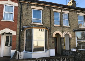 Thumbnail 3 bedroom terraced house for sale in Vicarage Road, Thetford