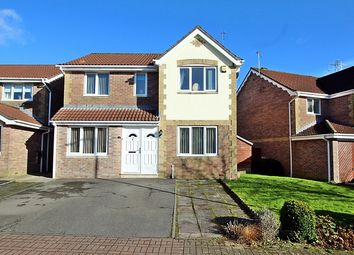 Thumbnail 4 bed detached house for sale in Pant Y Dderwen, Pontyclun, Rhondda, Cynon, Taff.