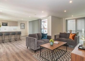 Thumbnail 2 bedroom flat for sale in Westferry Rd, London