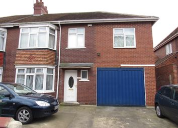 Thumbnail 4 bed semi-detached house to rent in Kirton Avenue, Fenham