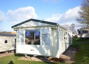 2 bed mobile/park home for sale in Golden Sands Holiday Park, Week Lane, Dawlish EX7
