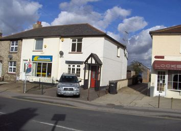 Thumbnail 2 bed terraced house to rent in Baddow Road, Chelmsford
