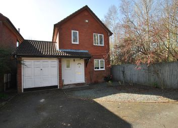 Thumbnail 3 bedroom detached house for sale in Dashwood Drive, Dothill, Telford, Shropshire