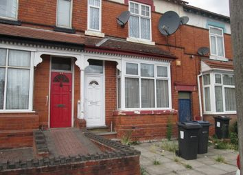 3 bed terraced house for sale in Springfield Road, Moseley, Birmingham B13