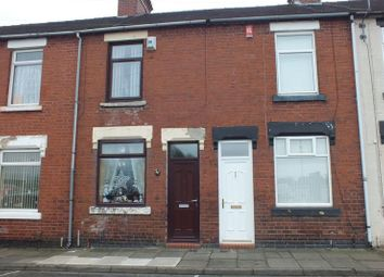 Thumbnail 2 bed terraced house to rent in Summerbank Road, Tunstall, Stoke-On-Trent