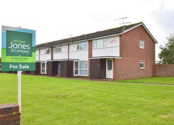 Thumbnail 1 bed flat for sale in Hamilton Mews, Cokeham Road, Sompting