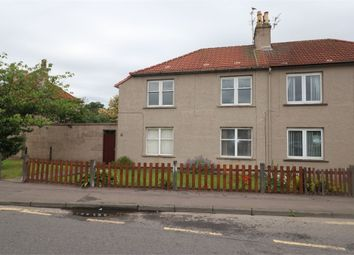 Thumbnail 1 bed flat for sale in Scoonie Road, Leven, Fife