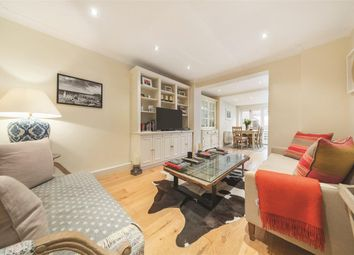 Thumbnail 3 bed flat to rent in Louvaine Road, London
