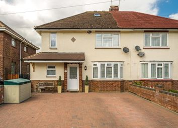 Thumbnail 4 bed semi-detached house for sale in Westfield Road, Bletchley, Milton Keynes, Buckinghamshire