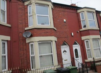 Thumbnail 3 bed terraced house for sale in Paterson Street, Birkenhead