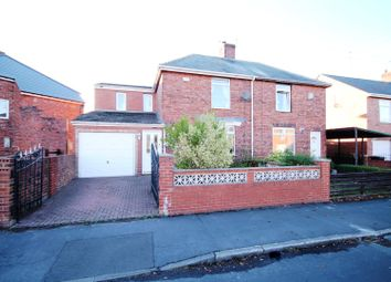 Thumbnail 3 bed semi-detached house for sale in Frank Street, Gilesgate, Durham
