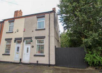 Thumbnail 2 bed end terrace house for sale in Camden Street, Heron Cross, Stoke-On-Trent