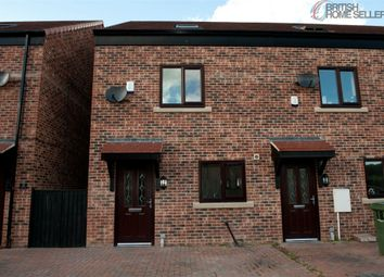3 bed terraced house for sale in Waterpark View, Kinsley, Pontefract, West Yorkshire WF9