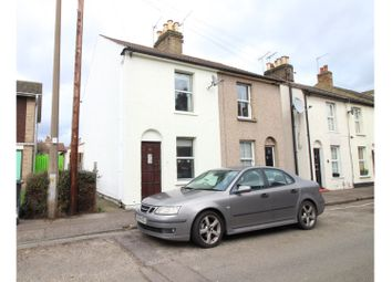 Thumbnail 2 bedroom terraced house for sale in Greenfield Street, Waltham Abbey
