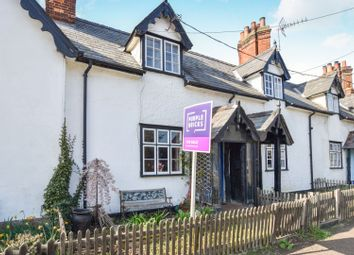 Thumbnail 2 bed terraced house for sale in The Street, Stoke By Clare, Sudbury