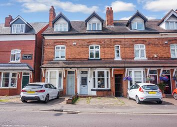 Thumbnail 3 bed terraced house for sale in Walsall Road, Four Oaks, Sutton Coldfield