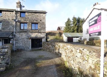 Thumbnail 3 bed barn conversion for sale in Crooklands, Milnthorpe