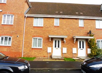 Thumbnail 3 bedroom terraced house for sale in Endeavour Road, Swindon