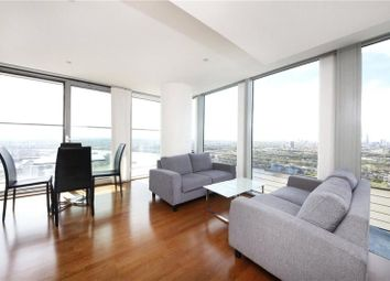 Thumbnail 2 bed flat to rent in Landmark East, Marsh Wall, Canary Wharf, London