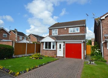 Thumbnail 3 bed detached house for sale in Wychwood Road, Bingham