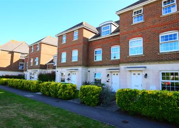 Thumbnail 4 bedroom town house for sale in Scholars Walk, Bexhill-On-Sea, East Sussex