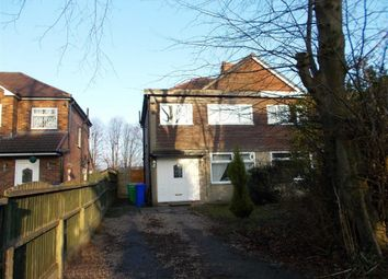 Thumbnail 3 bedroom semi-detached house for sale in Boothroyden Road, Blackley, Manchester