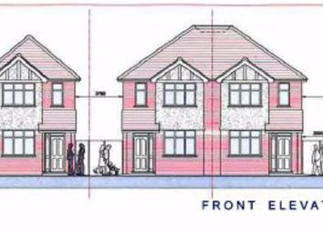 Thumbnail Land for sale in Auckland Road, Potters Bar, Hertfordshire