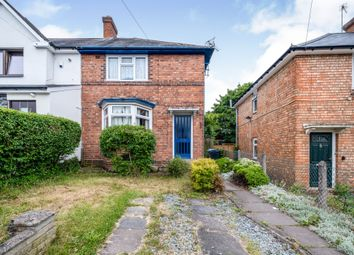 Thumbnail 3 bed end terrace house for sale in Severne Road, Birmingham